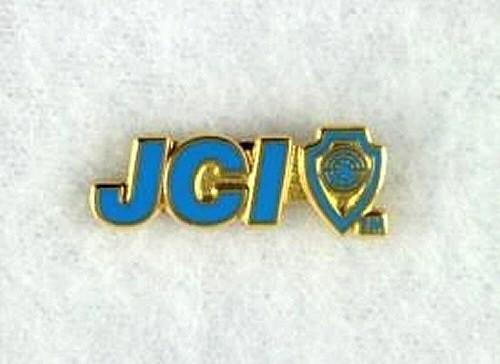 JCI Member Pin